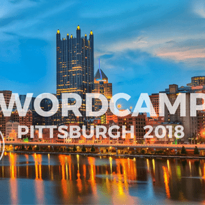 WordCamp Pittsburgh 2018